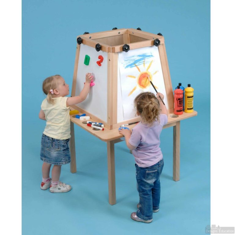 4 sided easel new web