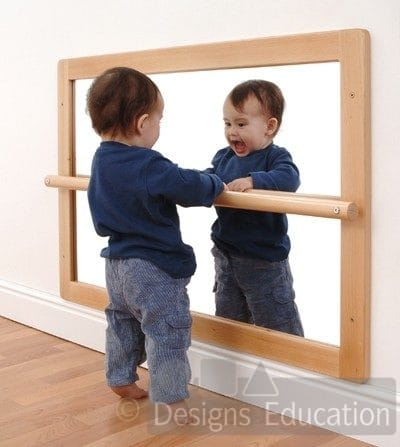 Pull Up Baby Mirror Designs For Education