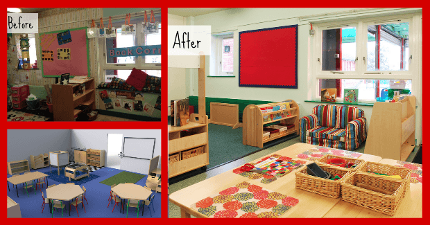 How To Plan Your Space To Optimise Learning Designs For