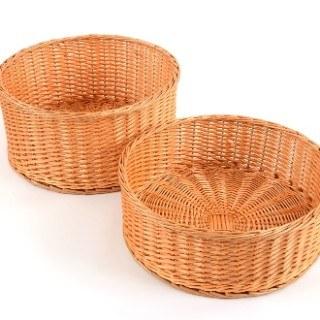 roundbamboobasket