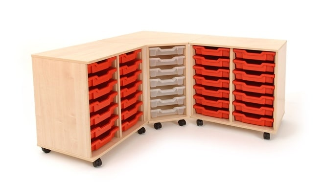 Tote Tray Trolleys Designs For Education