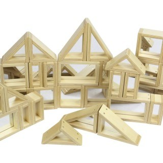 C0226N Mirror Block Set
