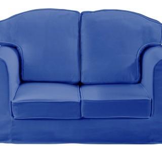 F1549N Blue Sofa