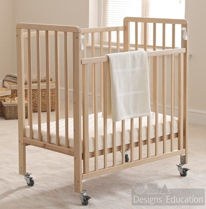 Evacuation cot - natural web image