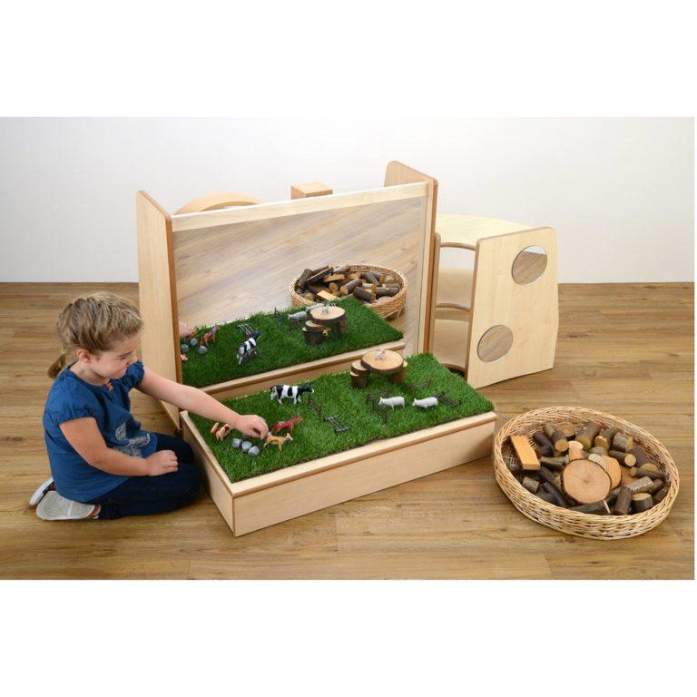 Construction & Small World Play