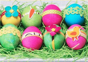 5 Easy Easter Craft Activities Designs For Education