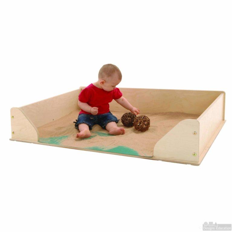 crawl in sand box new web