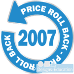 Designs For Education 2007 Price Rollback