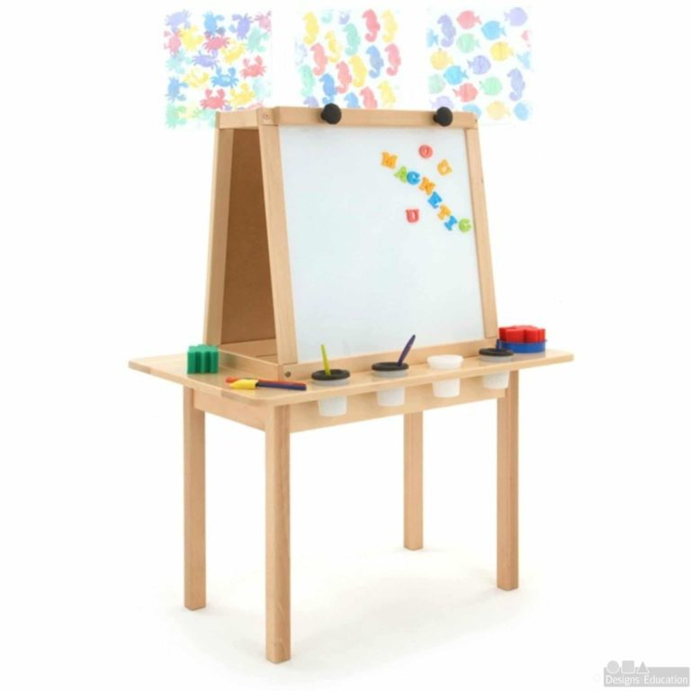 double sided easel new web