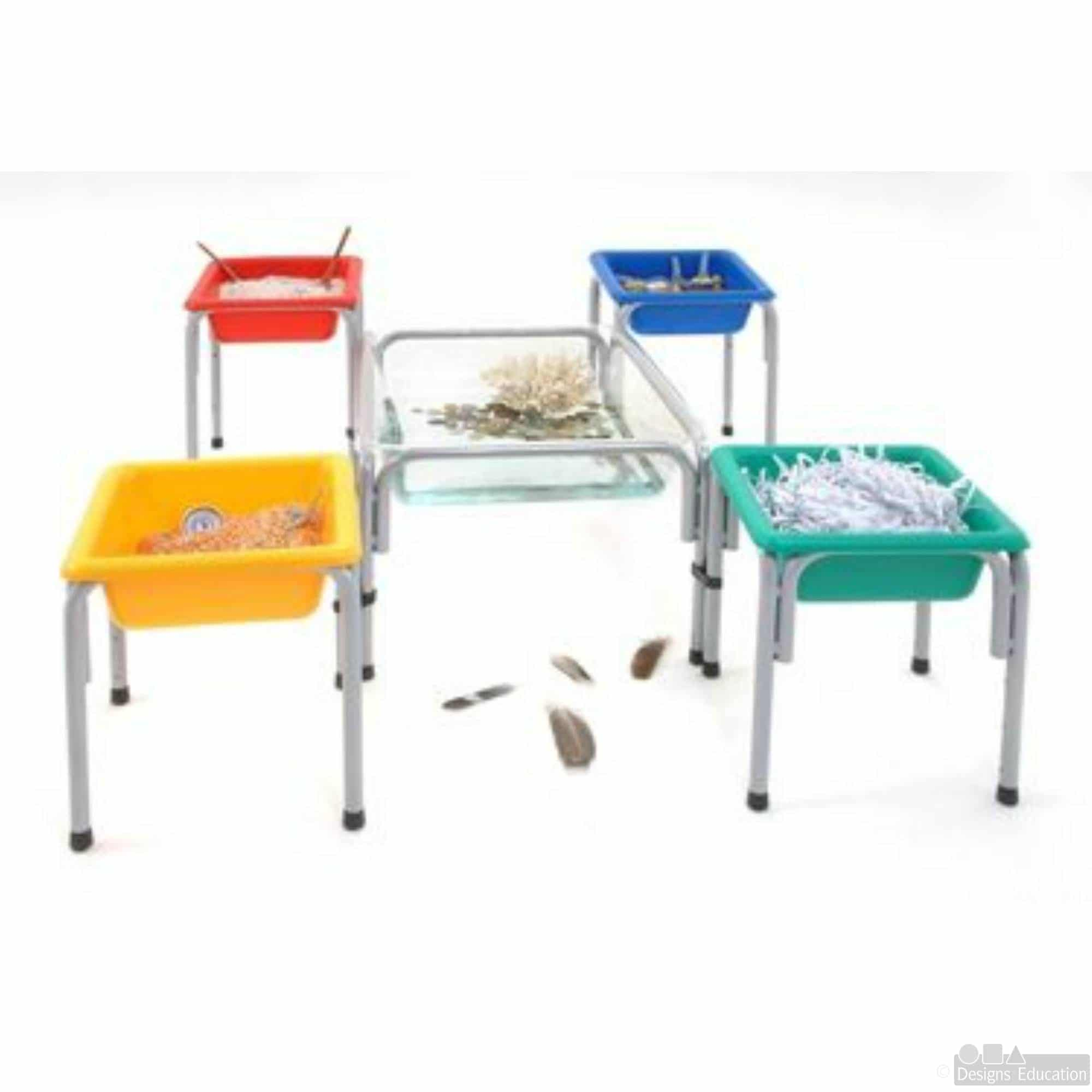 Adjustable Sand Amp Water Table Designs For Education