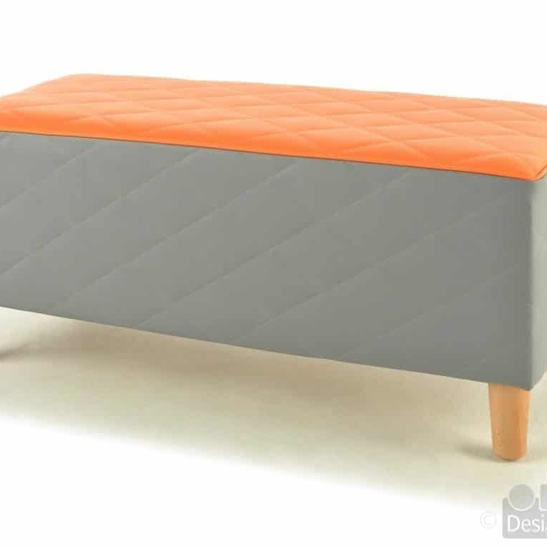 F1678N Cushioned Bench