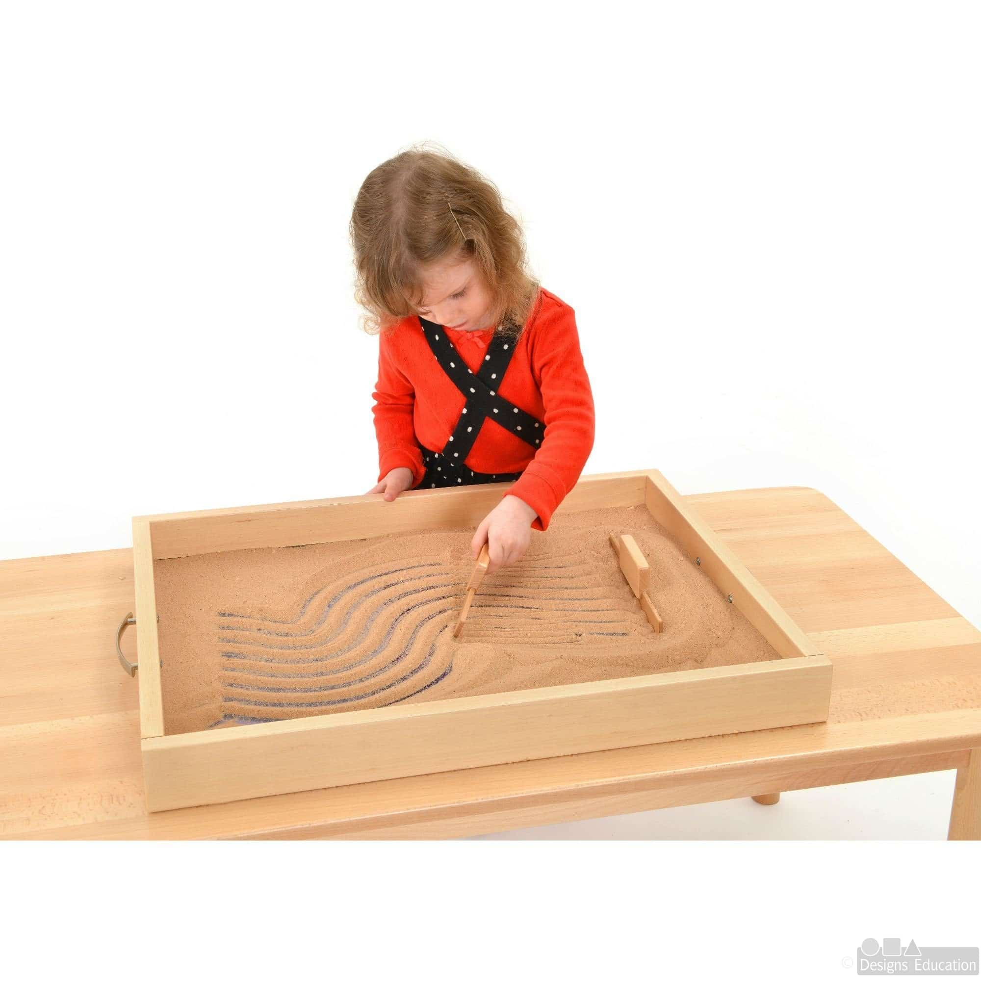 Table Top Sand Tray Designs For Education