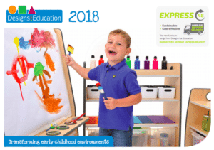 DFE Nursery Catalogue Cover