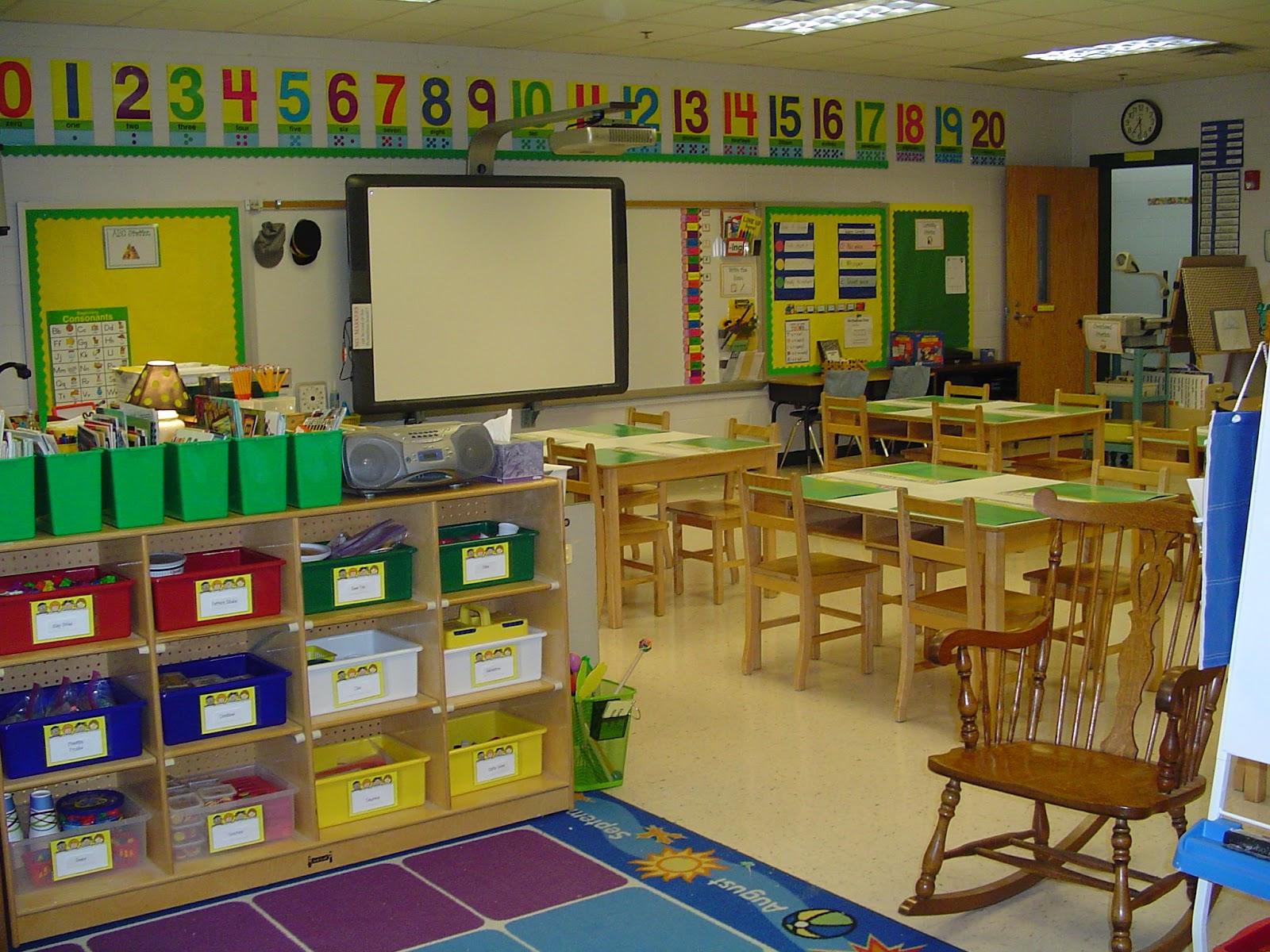 Ideal Classroom Design