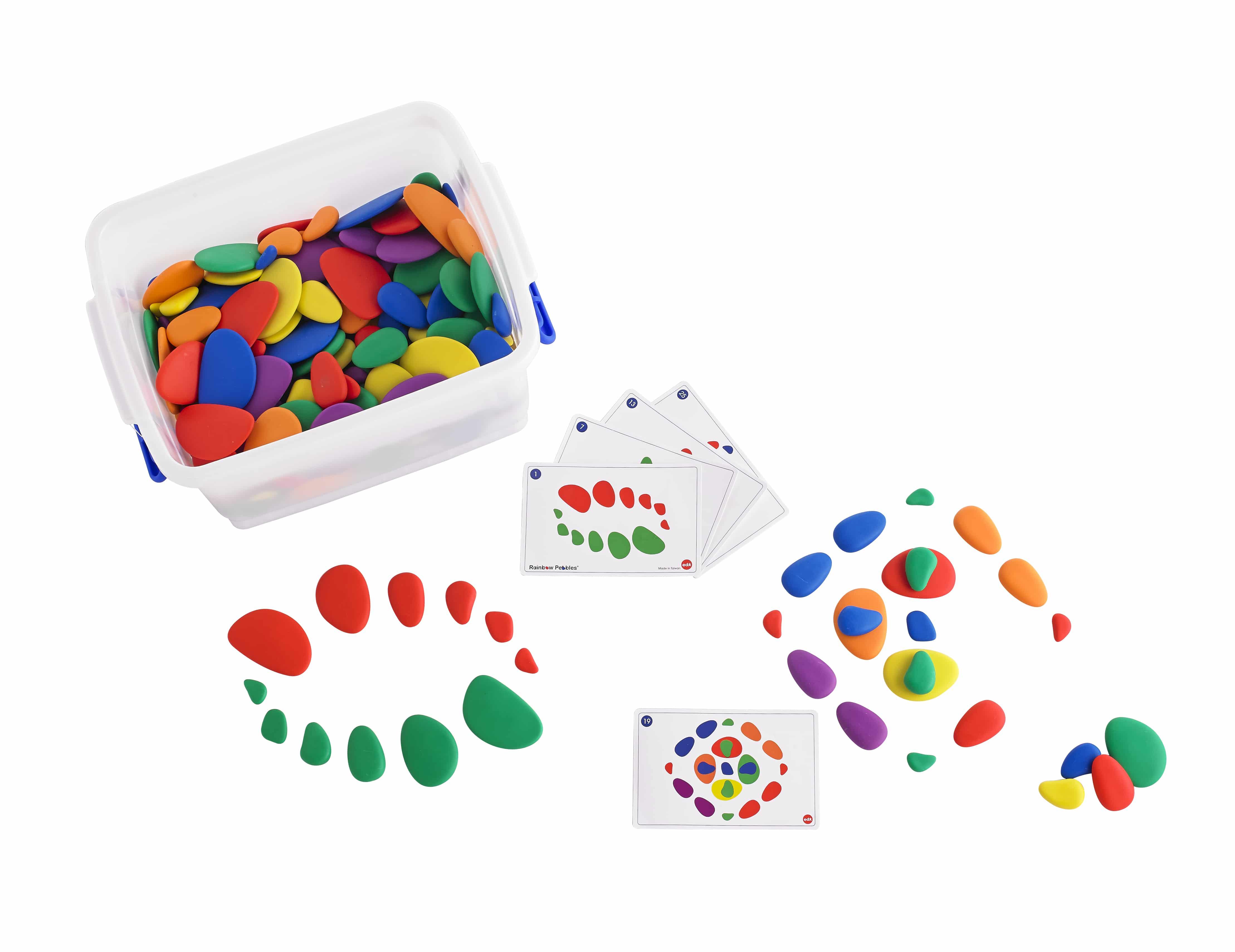 Rainbow Pebbles® Classroom Set - Designs For Education